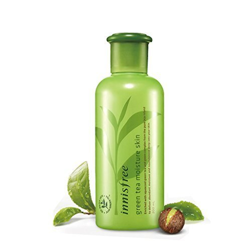 Pacific Green Tea Tea (Innisfree The Green Tea Moisture Skin 6.76)
