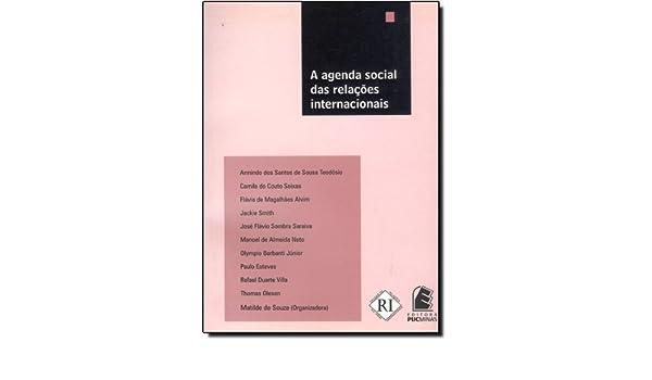 Agenda Social das Relacoes Internacionais: Carmen Lúcia ...