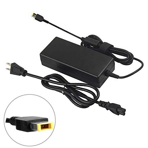 135W AC Charger Power Supply Adapter Cord Fit for Lenovo ThinkPad T440P  T460P T470P T540P W540 W541 P50 P70 P71 P1 Z710 G405 G410 G505 G510 Laptop