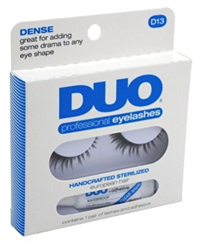 Duo Professional Eyelash Kit #D13 Dense by Duo
