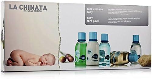 Pack Cuidado Natural Edition Baby - La Chinata (5 x 100 ml): Amazon.es: Belleza