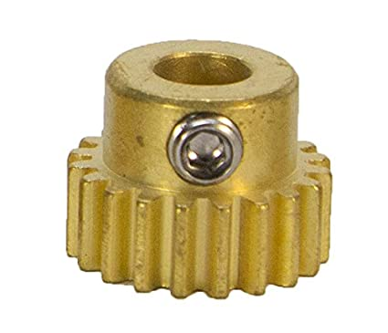 20 Tooth, 6mm Bore, 32 Pitch Pinion Gear