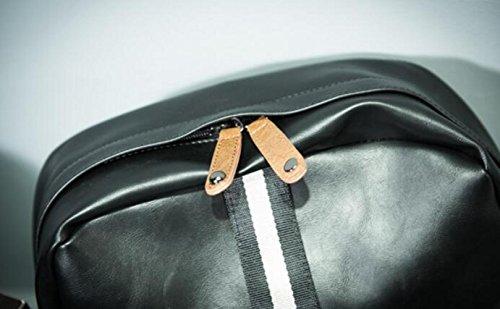 à Pour Sac De Mode MYLL à Occasionnels Bandoulière Sac Zipperblack Voyage HandsomeBlue Hommes à De Dos Sac Dos 5w1qt4q