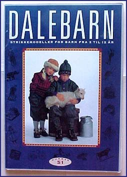 Dalebarn Dale of Norway Kids Book # 51 (Norway For Kids)