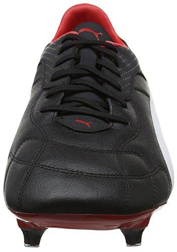 Sg red Puma Herren C Schwarz Black white Fußballschuhe Esito Puma vBqwH7x