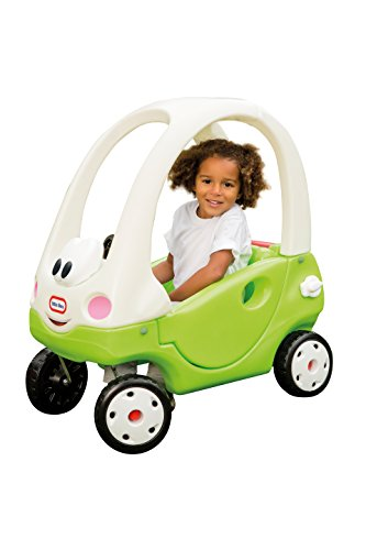 Carro Esporte Verde Cozy Coupe Little Tikes Little Tikes Verde