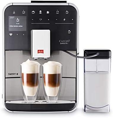 Melitta Barista Smart T Independiente Máquina espresso 1.8L Negro ...