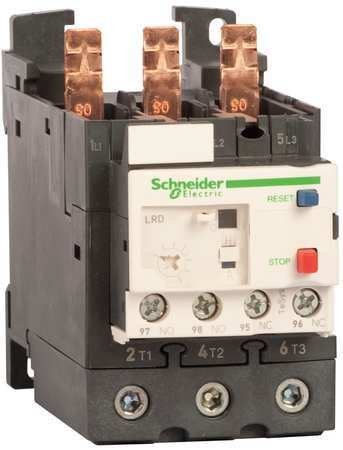 Overload Relay, 48 to 65A, Class 10, 600VAC