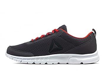 buy popular 01d21 6b9fa Reebok speedlux 3.0 – Chaussures de running, homme, gris (Ash Grey Coal