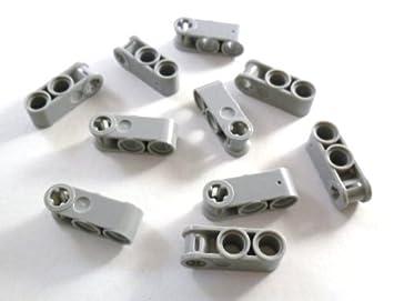 Lego Technik in Schwarz 10 Stück Achsverbinder 32039