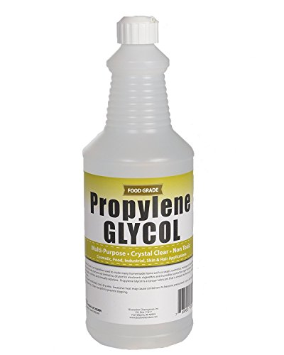 Propylene Glycol - USP Certified Food Grade Kosher - 1 Quart