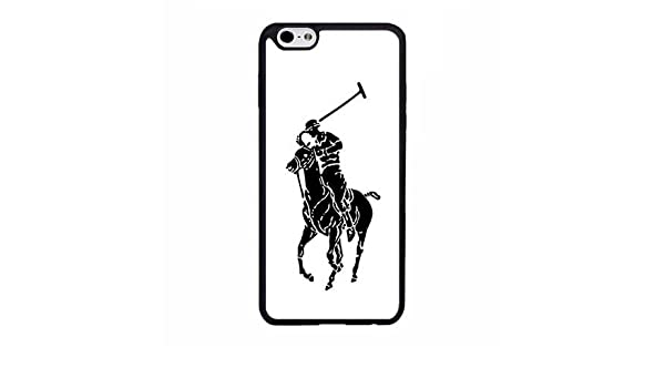 iphone 6 caso, Polo Ralph Lauren Logo marca iphone 6S (11,94 cm ...