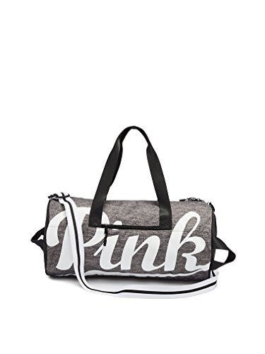 victoria-secret-duffle-pink-black-and-grey