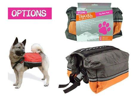 [해외](옵션 여행) 개 백 팩 (대)/(Options Travel) Dog Back Pack (Large)