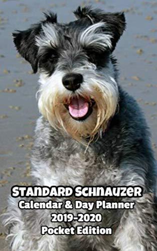 Standard-Schnauzer-Calendar-Day-Planner-2019-2020-Pocket-Edition
