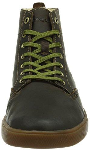 Timberland Groveton FTB_EK Groveton Warm Lined Boot Herren Hohe Sneakers Braun (Dark Brown)