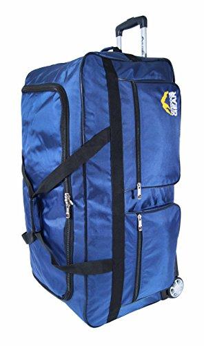 Outdoor Gear – Borsone Trolley da viaggio per bagagli per le vacanze ... ed74aa759b61