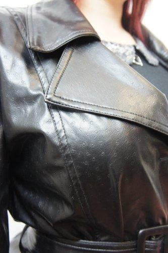 Femme Blouson Noir Aftershock Uni Manches Longues wd6qAAITR