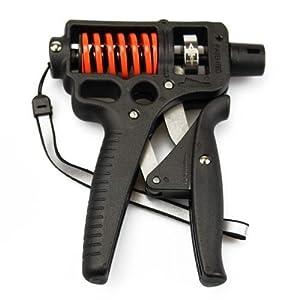 Einstellbare Fingerhantel, Ultra 50 Modell, stufenlos einstellbar, 15 - 50 kg