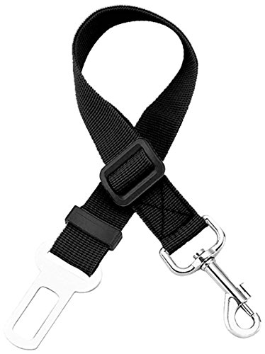 Amazon Com Petninja Adjustable Pet Dog Seat Belt Durable Cats Car