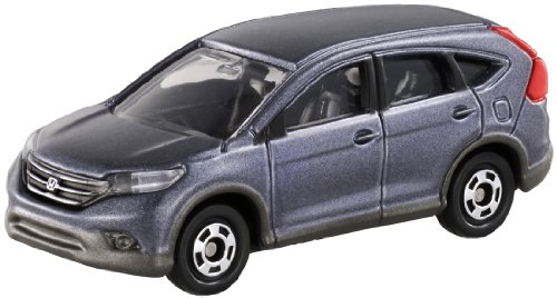 118 Scale Diecast Model - Tomica No.118 Honda CR-V (Box Type) by Takara Tomy