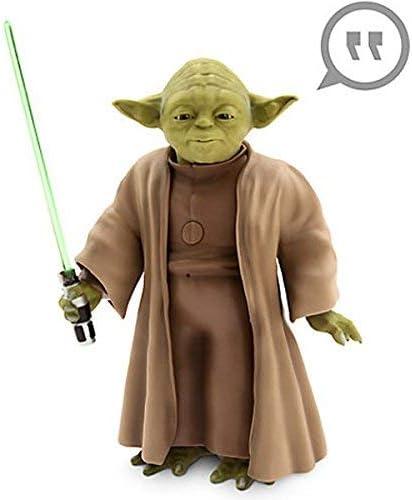 Star Wars Legendary Jedi Master Yoda Interactive Talking Action Figure NEW