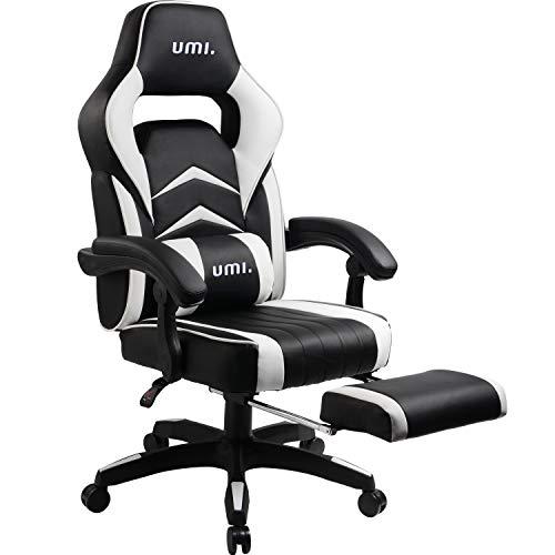Umi Essentials Gaming Chair Racing Chair Ergonomic