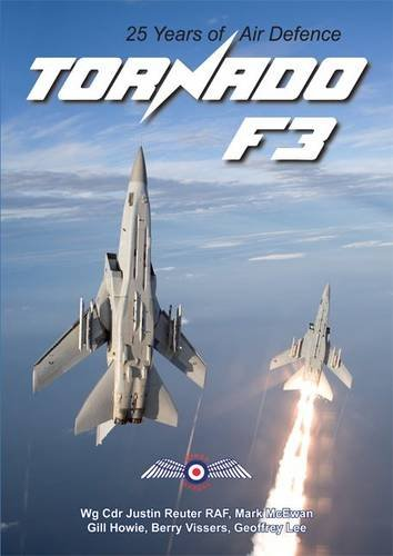 Tornado F3: 25 Years of Air Defence pdf epub
