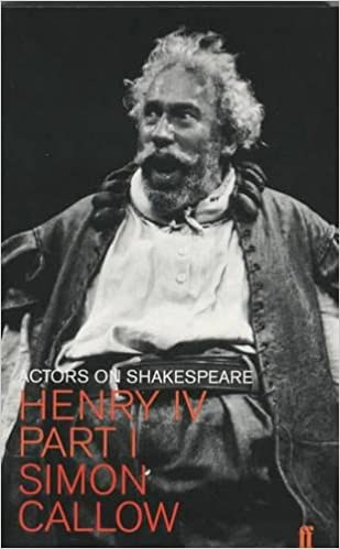Book Henry IV (Falstaff): Actors on Shakespeare