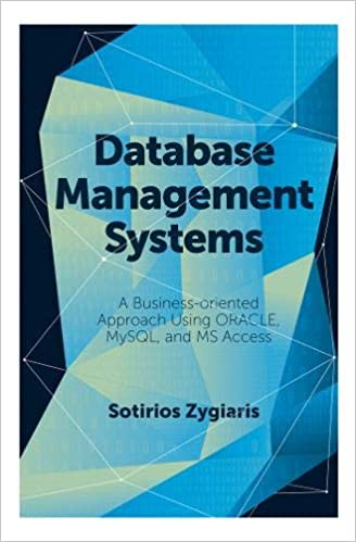 Amazon com: Database Management Systems: A Business-Oriented