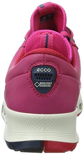 Beetroot Ginnastica Rosso ECCO Scarpe 2 50229beetroot 0 da Cool Basse Donna q7Ag1U
