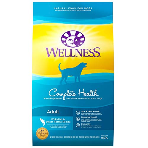 Wellness Natural Pet Food 8909 Complete Health...
