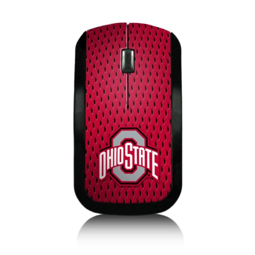 Ohio State Buckeyes Wireless USB Mouse Licensed by the NCAA