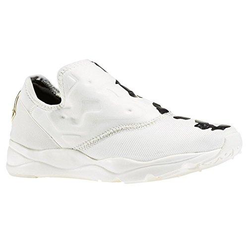 Furylite bianco – Scarpe 39 Slip Formato Reebok Leo On Nero d'oro ZwqEHUxn0q