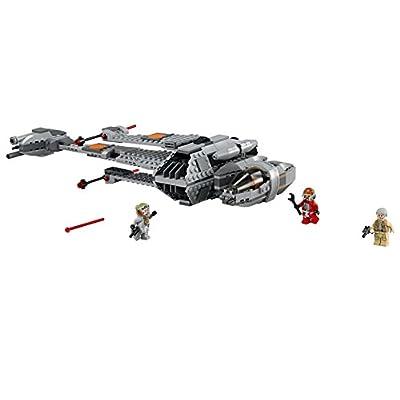 Lego Star Wars B Wing 75050: Toys & Games