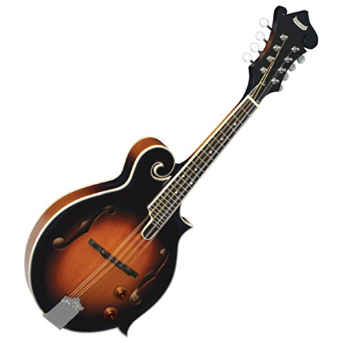 Morgan Monroe MM-100FME Gloss Finish F Style Acoustic Electric Mandolin
