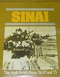 SPI: Sinai, the Arab-Israeli Wars of 1956, 1967 and 1973, Board Game