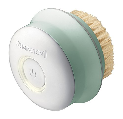 Remington BB1000 Wet and Dry Rotating Exfoliating Body Brush, Worldwide Voltage by Remmington