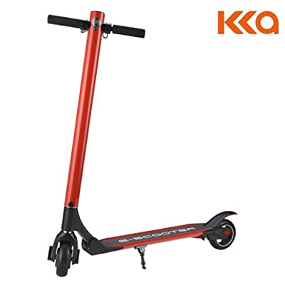 KKA Electric Scooter, Li-ion Battery 36V/5.2AH Top Speed 16+ MPH Portable ELectric Kick Scooters For Adult Teens