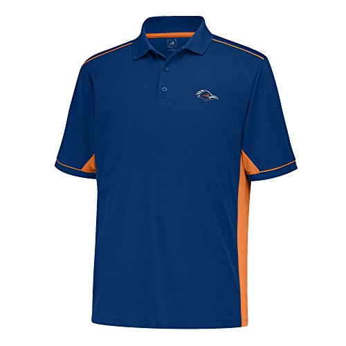NCAA Texas San Antonio Roadrunners Men's Every Day Polo Shirt, X-Large, - Polo Store San Antonio