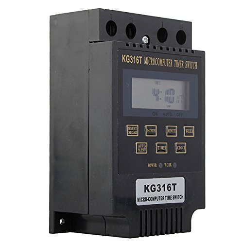 KG316T Power Supply Time Timer Timing Switch AC110V (Decora Bath Fan Timer Switch compare prices)
