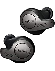 Jabra Elite 65t Earbuds – Alexa Enabled, True Wireless Earbuds with Charging Case, Black – Bluetooth Earbuds Engineered for the Best True Wireless Calls and Music Experience