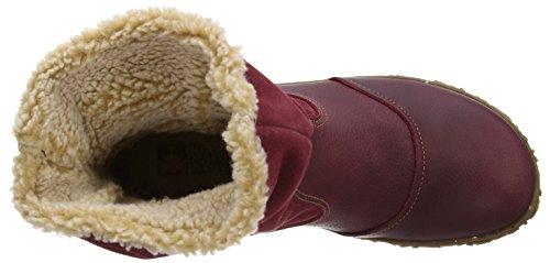El Boots Women's Naturalista Ankle Rioja Nido Fur Lined wrSHCwq