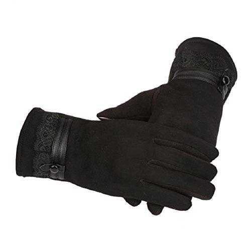 Sunfei Winter Screen Riding Gloves