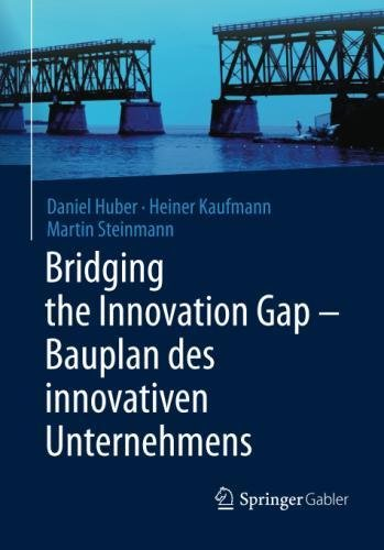 Bridging the Innovation Gap - Bauplan des innovativen Unternehmens