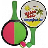 Garden Beach Paddle Tennis and Catch Bat and ball Set