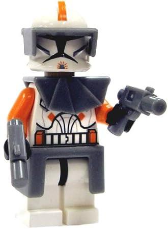 Amazon.com: LEGO Star Wars Clone Wars Minifigure - Commander Cody ...
