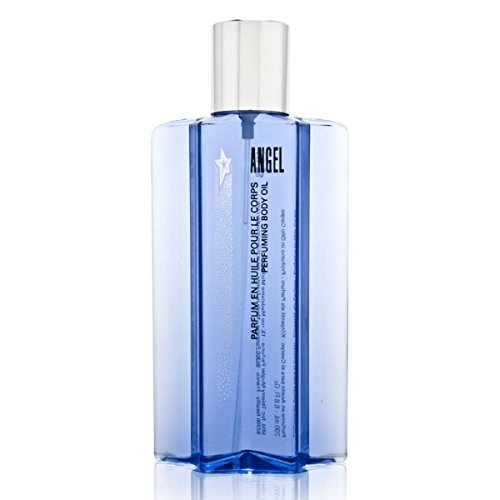 (THIERRY MUGLER Angel Perfuming Body Oil for Women, 6.8 Ounce)