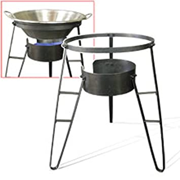 Amazon.com: Voyager Tools - Soporte para estufa de acampada ...