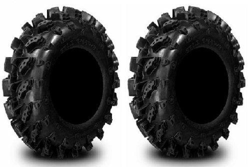 Pair Interco Swamp 22x8 10 Tires